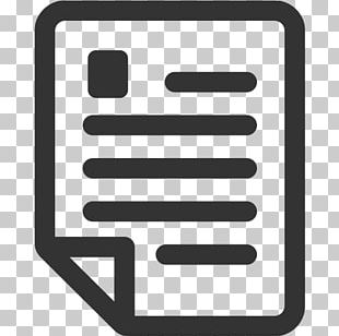 Paper Computer Icons Document Graphics Information PNG