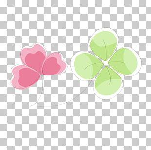 Four-leaf Clover Four-leaf Clover Shamrock PNG