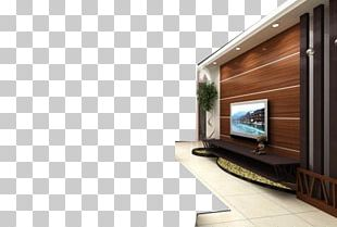 Living Room Wall Panel Panelling Interior Design Services PNG