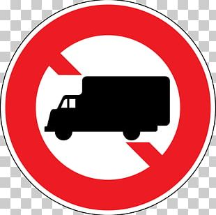 Traffic Sign Truck Road Vehicle PNG