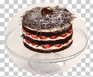 Black Forest Gateau Torte Cream Chocolate Cake PNG