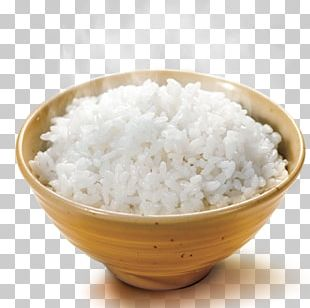 Cooked Rice Glutinous Rice Bowl PNG