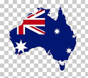 Flag Of Australia Map Flags Of The World PNG