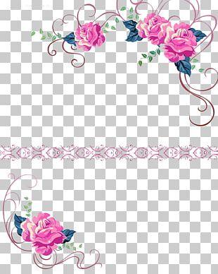 Wedding Decoration Flower Design PNG