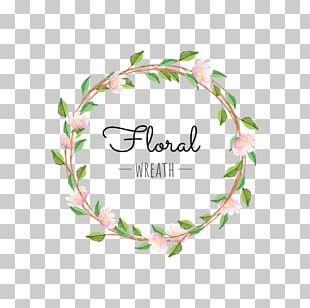 Wreath Leaf Flower PNG