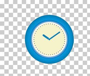 Alarm Clock Circle Font PNG