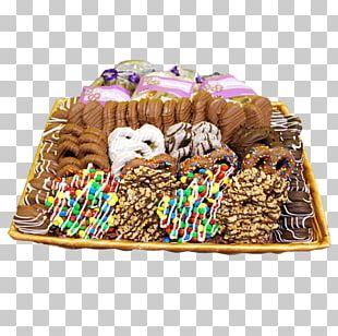 Petit Four Hamper Food Gift Baskets Dessert PNG