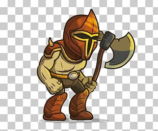 Monster Cartoon Executioner 2 Video Game Sprite 2D Computer Graphics PNG