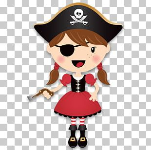 Pirate Child Sticker Wall Decal PNG
