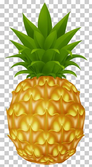 Pineapple Cartoon PNG