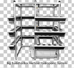 Hydroponics Grow Box Ebb And Flow Deep Water Culture Hidrokültür PNG