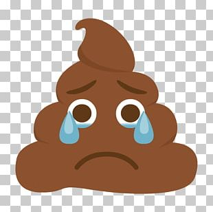 Pile Of Poo Emoji Feces Sticker IPhone PNG