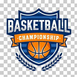 Basketball Logo Illustration PNG