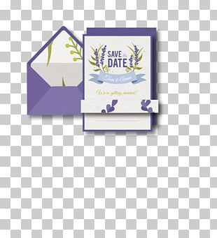 Purple Letterhead PNG