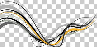 Dynamic Lines Abstract Elements PNG