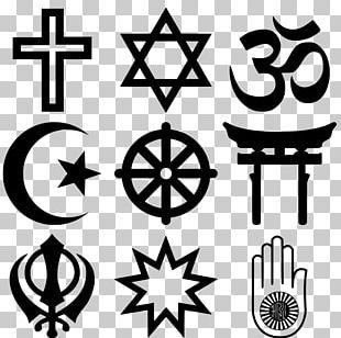 Religious Symbol Religion Symbols Of Islam Hinduism PNG