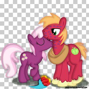Pony Big McIntosh McDonald's Big Mac Rainbow Dash PNG