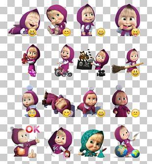 Bear Sticker Telegram Minions Kik Messenger PNG