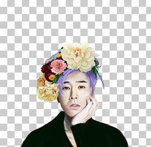 Floral Design Headpiece Cut Flowers PNG