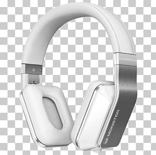 Noise-cancelling Headphones Monster Inspiration Active Noise Control Monster Cable PNG