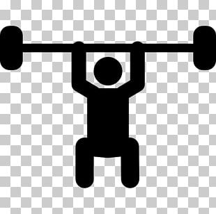 Olympic Weightlifting Sport Weight Training Computer Icons PNG