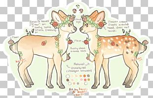 Reindeer Cattle Horse Goat PNG