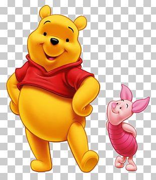 Piglet Winnie The Pooh Eeyore Tigger Character PNG