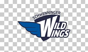 Logo Schwenninger Wild Wings Brand Product Design PNG