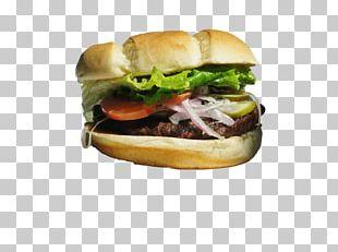 Hamburger Cheeseburger Veggie Burger Slider Breakfast Sandwich PNG