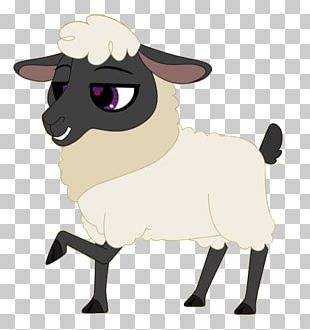 Sheep Goat Cattle Cartoon Caprinae PNG