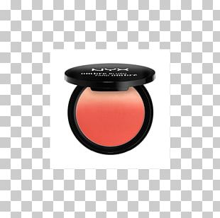 Face Powder Rouge NYX Cosmetics Beauty PNG