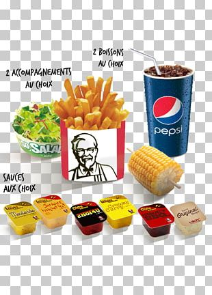 KFC Fast Food Kentucky Fried Chicken Coleslaw Chocolate Pudding PNG