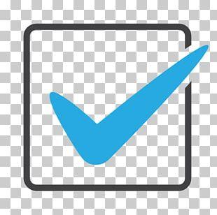 Computer Icons Check Mark Icon Design Checkbox PNG
