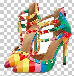 High-heeled Shoe Sandal Interstate 59 PNG