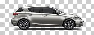 Luxury Vehicle Lexus CT Compact Car PNG