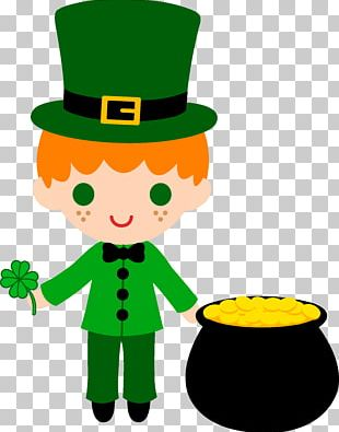Leprechaun Traps Saint Patricks Day Clover PNG