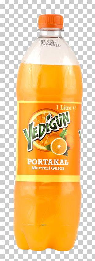 Orange Drink Orange Juice Fizzy Drinks Orange Soft Drink Lemonade PNG
