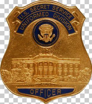 United States Secret Service Uniformed Division Badge Uniformed Services Of The United States PNG