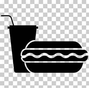Fizzy Drinks Hot Dog Breakfast Hamburger PNG