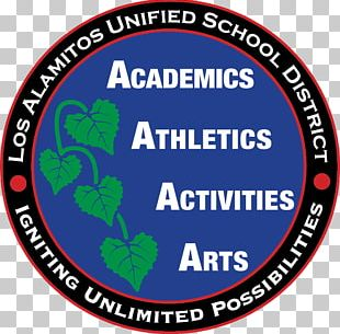 Los Alamitos Unified School District Organization Logo Font Product PNG