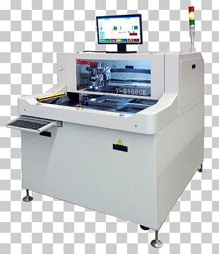 Machine Depaneling Printed Circuit Board Milling Aurotek Corp. PNG