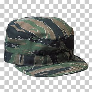 Baseball Cap Military Camouflage Tigerstripe Army Combat Uniform PNG