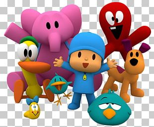 Blu-ray Disc DVD Television Show Animation Pocoyo PNG