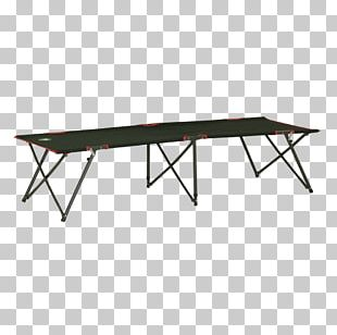 Camp Beds Table Stretcher Camping PNG