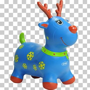 Inflatable Horse Stuffed Toy Deer PNG