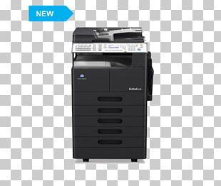Multi-function Printer Photocopier Konica Minolta Scanner PNG