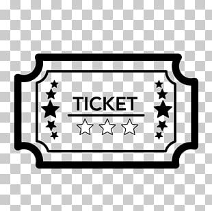 Ticket Cinema Computer Icons PNG
