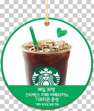 Iced Coffee Starbucks Coupon Elkeeo PNG