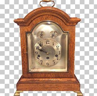 Bracket Clock Floor & Grandfather Clocks Mantel Clock Westminster Quarters PNG
