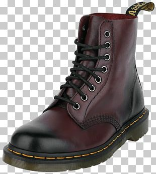 Dr. Martens Boot Boat Shoe Leather PNG